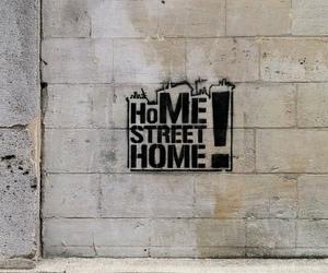 art, graffiti, and paris image