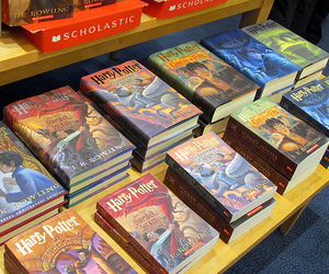 book, harry potter, and hp image