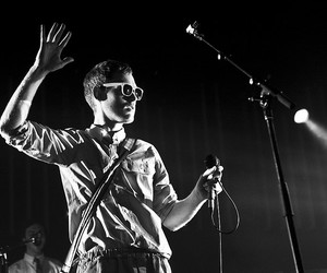 live, boy, and glasses image