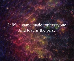 galaxy, prize, and life image