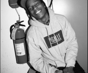 rocky, asap, and smile image