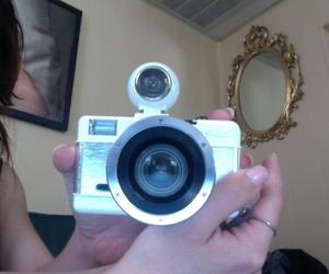 camera, pale, and soft grunge image