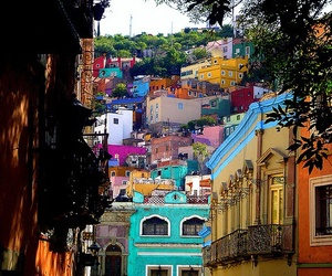 colour, mexico, and photography image
