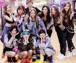 girls, snsd, and Sunny image