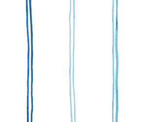 arrow and blue image