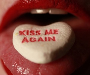 again, kiss me, and sex image
