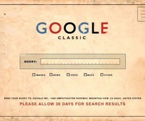 google, classic, and vintage image