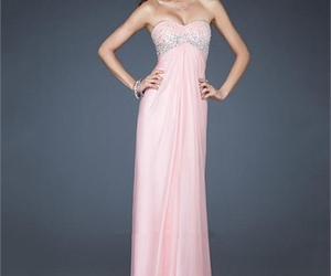 dress, prom dresses, and prom dress image