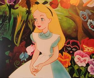 alice, alice in wonderland, and fantasy image