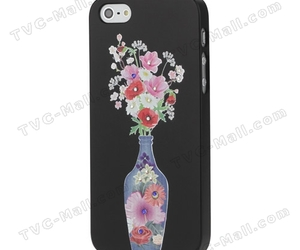 iphone 5 case, sparkling iphone case, and iphone 5 rhinestone case image