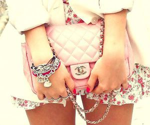 fashion, pretty, and pink image