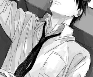 anime, azazel-san, and kawaii image
