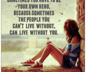quotes, hero, and life image