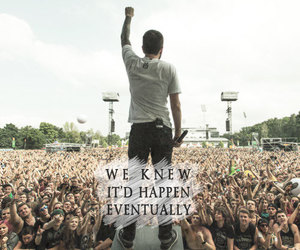 concert, jeremy, and a day to remember image