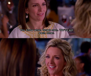 30 rock, comedy, and lesbians image