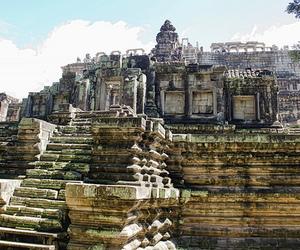 beautiful, Cambodia, and mountain image