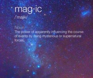 cool, magic, and pretty image