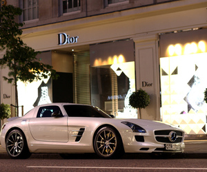 car, luxury, and dior image