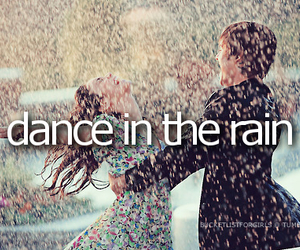 dance and rain image