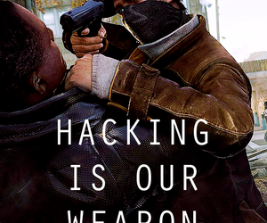 man, watch dogs, and aiden pierce image