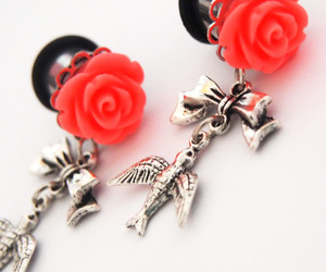 coral, gauges, and Plugs image