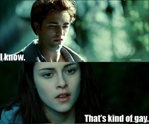 funny, hahahahaha, and hate twilight image