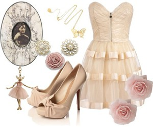 girly, heels, and vintage image