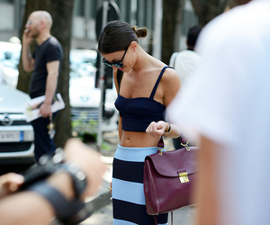 bags, skinny, and style image