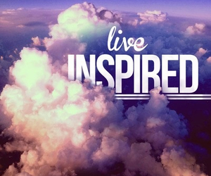 cool, inspired, and live image