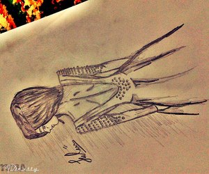 beautiful and style. drowing image