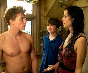 weeds, nancy botwin, and shane botwin image