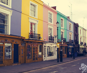 canon, london, and Notting Hill image
