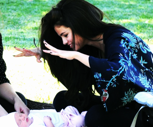selena gomez, baby, and selena image