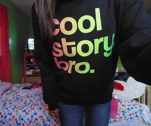 fashion and cool story bro image