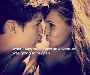 adventure, love, and boy image