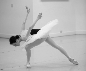 ballet, beautiful, and photography image
