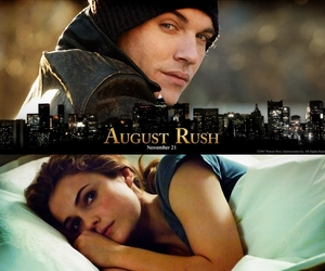 august rush, Dream, and love image