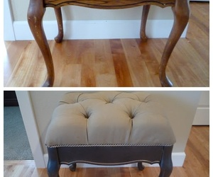 chair, design, and table image