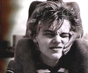 leonardo dicaprio, boy, and Leo image