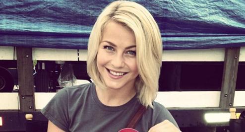 Julianne Hough Short Hair Shared By Taylah