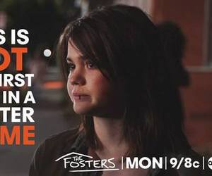 quote, tv show, and the fosters image
