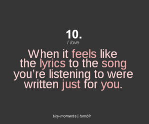 feelings, music, and song image
