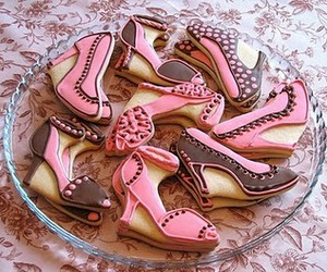 Cookies, shoes, and food image