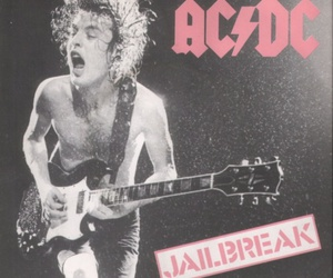 ACDC, rock, and ac dc image