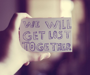 love, lost, and together image