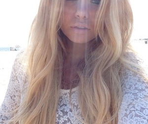 girl, alli simpson, and blonde image
