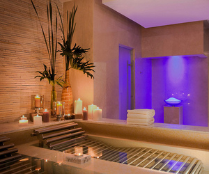 luxury, spa, and candle image