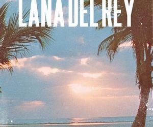 lana del rey, lana, and beach image
