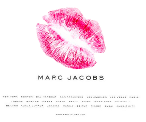 marc jacobs, kiss, and fashion image