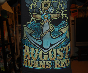august burns red, abr, and shirt image
